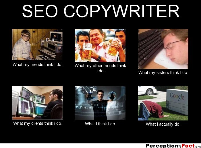 copywriter - barcelona