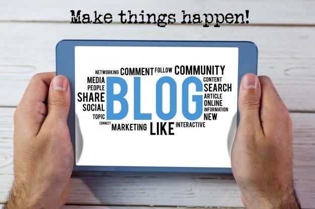 Razones por las que crear un blog para tu negocio